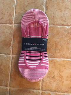 Tommy Hilfiger 2 Pack Socks New