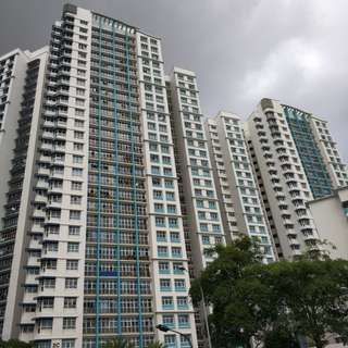 Fully furnished Spacious One Bedroom in HDB flat. Very Close to Kallang MRT