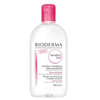 Bioderma Sensibio H2O Eau Micellar Water 500ml