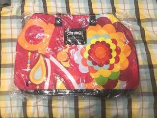 Amika signature duffel bag