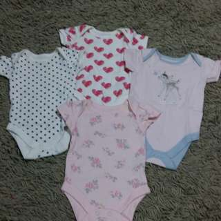 set baby romper newborn girl