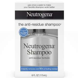 Neutrogena Shampoo Anti-Residue Formula 175ml