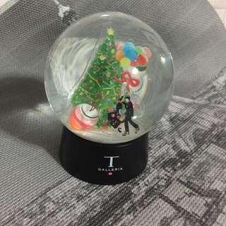 GALLERIA's 水晶球 (聖誕)