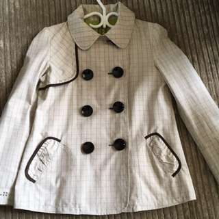 Soia and Kyo Spring Coat M