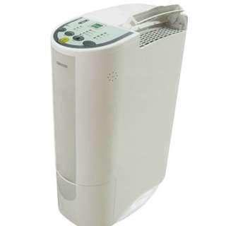 Zanussi金章 ZD18DA 18公升 抽濕機 Dehumidifier