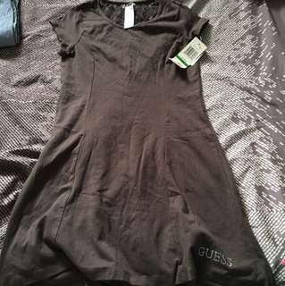 Cotton stretch Guess dress bnew with tag