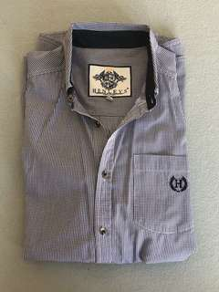 Henley's Button Up