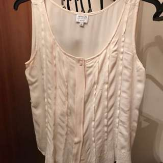 💯% authentic - Armani collection size 44 tank