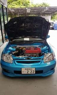 Honda Civic EK9 B18CR