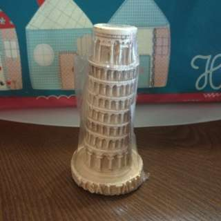 The Leaning Tower of Pisa #fesyen50