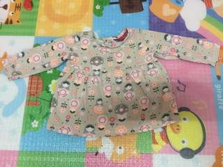 Top dress baby 3-6months