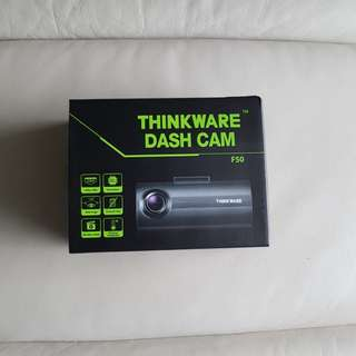 2 months old Car Camera thinkware f50 8gb card for quick sale