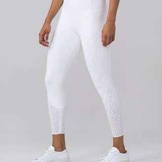 Lululemon pants size 8 連牌