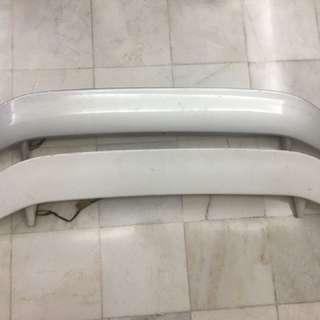 Toyota MRS Spyder genuine spoiler