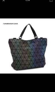 Issey Miyake Baobao inspired bag