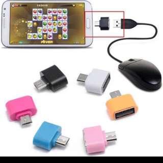 Micro usb mini OTG Card Reader~~~