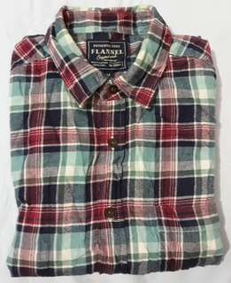 Flannel Uniqlo RN 15037