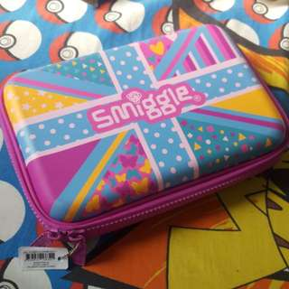 Smiggle Hardtop Pencil Case w/ tag