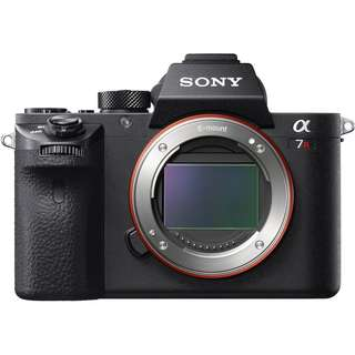 Sony Alpha a7R II Mirrorless Digital Camera (Body Only) A7RII A7R2