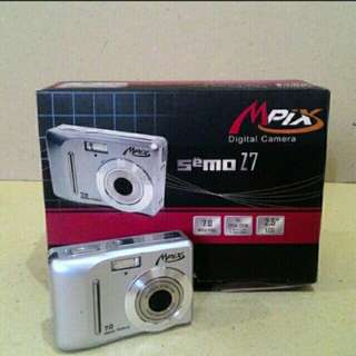 Kamera Digital Mpix Semo Z7 Second Murah