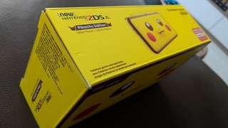NEW Nintendo Pikachu 2DSXL