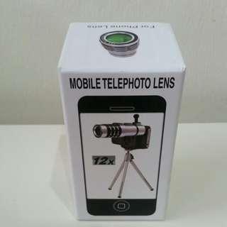 Mobile Telephoto Lens