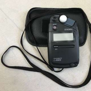 Sekonic light meter L308S