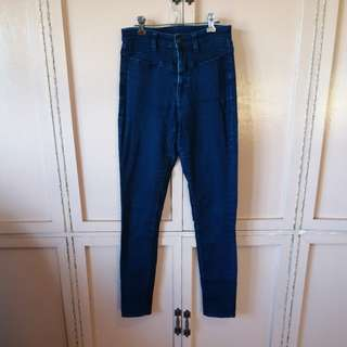 Uniqlo Highwaisted Jeans