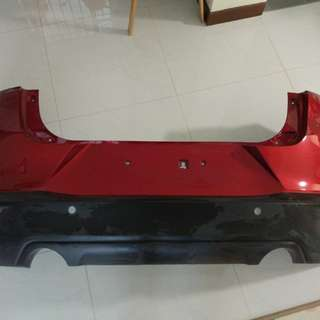 Mazda CX3 rear bumper