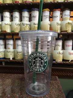 Starbucks Glass
