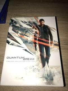 Quantum Breaks Collectors edition PC
