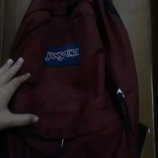 TAS JANSPORT GRADE ORI