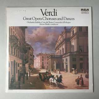 Verdi Great Opera Choruses & Dances
