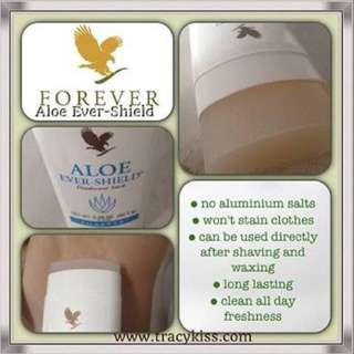Deodorant / Aloe Evershield