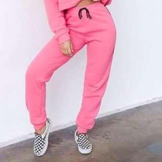 Tigermist Pink Track Pants