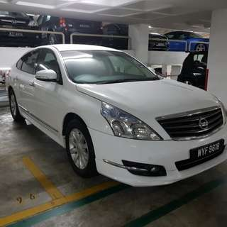 Nissan Teana 250 XV