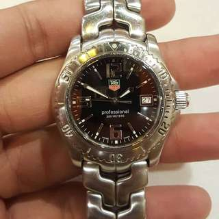 Tag heuer link authentic