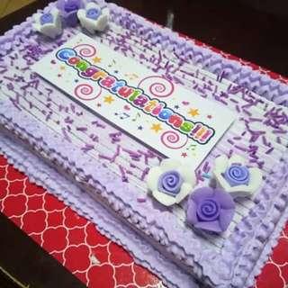 CONGRATULATION CAKE!