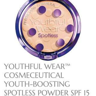 Physicians Formula youth-boosting spotless powder