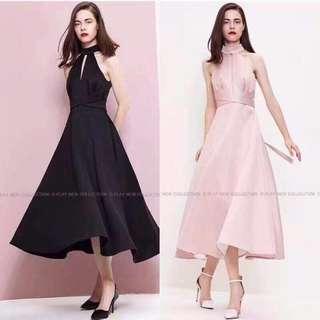 Jamie flare dress