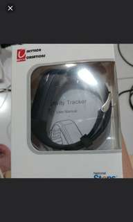 Activity tracker bnib