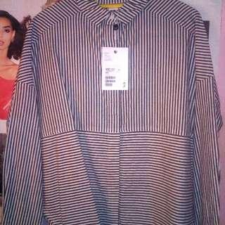 Monki Yvonne Shirt in XXS