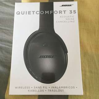 BOSE QC35 BEST SELLING HEADPHONES