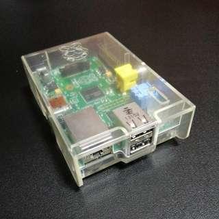 Raspberry Pi model B - 512mb
