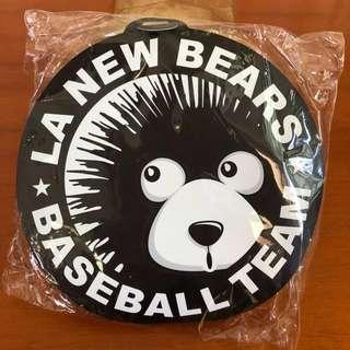 🚚 La new Bears 熊 10號 避光墊 扇子