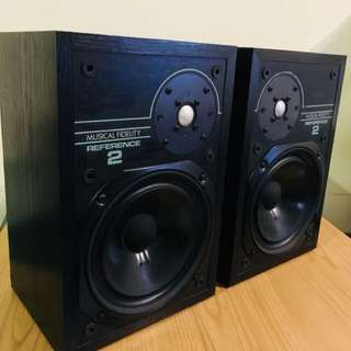 Musical fidelity Reference 2 Bookshelf Speakers