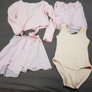 Preloved ballet attire