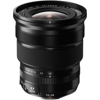 BNIB Fuji 10-24mm F4 Lens