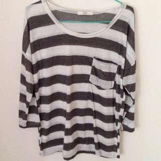 Plus Size Shirt uk16