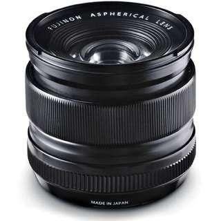 BNIB Fujifilm 14mm f2.8 lens